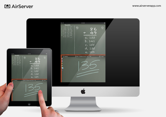 AirServer: iPad in the classroom